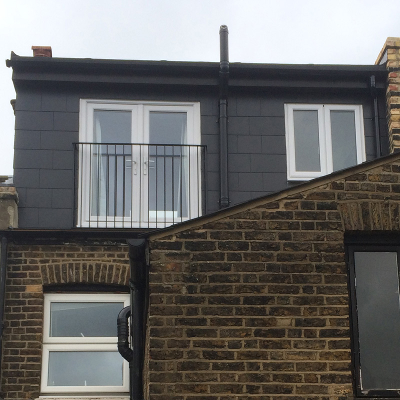 London Balcony Ideas: Loft Conversions In South London